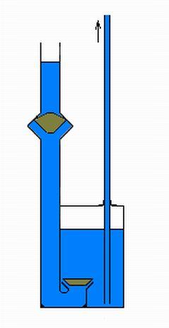 Как сделать насос без электричества 352